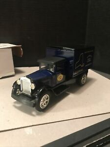ERTL JLE 1931 Freight Truck Bank Hempstead Harley Davidson #2.GC-5065 Brand New