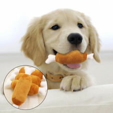 Cute Pet Dog Cat Puppy Chew Play Squeaky Sound Vegetable Plush Pet Squeaker Toy