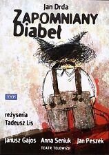 Zapomniany diabel (DVD) Tadeusz Lis , Gajos  (Shipping Wordwide) Polish film