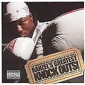 Rahzel - 's Greatest Knockouts (Parental Advisory, 2004) CD