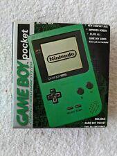NINTENDO GAME BOY - POCKET (BOXED)