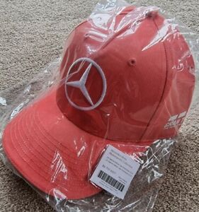 Lewis Hamilton Cap Silverstone F1 AMG Mercedes Brand New, Sealed with Tags