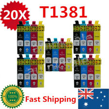 20x 138 T138 T1381 ink cartridge for Epson Workforce WF 320 435 845 325 545 633