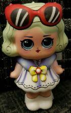 New Soft Toy lol Girls Doll Stretch Slow Rising Girl Lol Dolls Toys UK 12.5cm