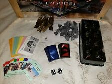 Monopoly Star Wars Episode I 1, Replacement Parts Apartments, Towers, 8 Pewter.