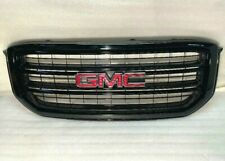 15 16 17 18 19 20 YUKON / XL GRILLE **BLACKED OUT** NEW OEM CUSTOM 84119634