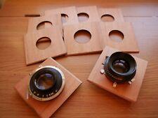 Copal 1 lens panel board for Ebony Shen Hao Intrepid Wista cameras Schneider