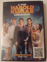 HAROLD & KUMAR CHRITMAS DVD REGION 1 - BRAND NEW