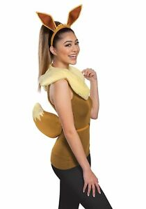 The Pokemon Adult Eevee Accessory Kit