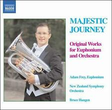 Majestic Journey: Original Works for Euphonium and Orchestra, New Music