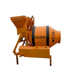Two Phase Electric Drum Mixer Household Concrete Mixer Mobile Drum Mixing Tank