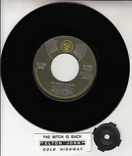 "ELTON JOHN The Bitch Is Back 7"" 45 rpm vinyl record NEW + jukebox title strip"
