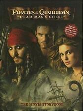 PIRATES OF THE CARIBBEAN Dead Man's Chest MOVIE STORYBOOK ~ Young Adult Books