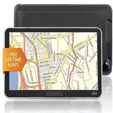 "8Gb 5"" Truck Car Gps Navigation Navigator Free Us Canada Mexico Eu World Map Ew"