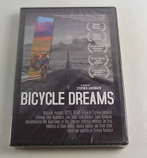 Bicycle Dreams The Race Across America A Film by Stephen Auerbach New DVD