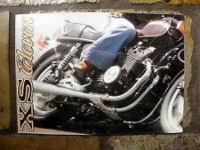 Yamaha XS1100 Sales Brochure,1979 Original NOS