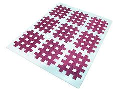 180x Cross Kindmax Pink 21mm x 27mm Kinesiologie Sporttape Kinesiology Tape