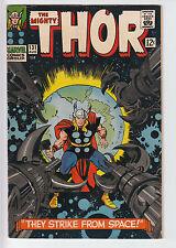 THOR # 131 Jack Kirby HERCULES 1966 FINE-