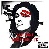 American Life by Madonna (2003) - Enhanced CD DISC ONLY #75B