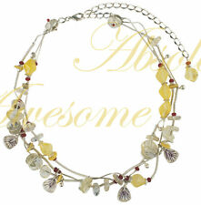 The Twist Resin Necklace from the Ballroom Collection by Lalo Orna