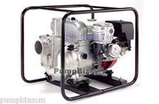 "Honda GX340 Trash pump 4"" dewatering Koshin KTH-100X 25,320GPH water pump"