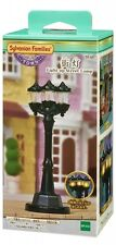 Epoch Sylvanian Families Town Series LIGHT UP STREET LAMP Doll House Accessory