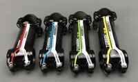 Carbon Fiber Road Bike Bicycle Handlebar  7° Stems 60/70/80/90/100/110mmx31.8