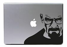 "Apple MACBOOK AIR PRO 13"" Breaking Bad Walter Adesivo STICKER SKIN DECAL 731"