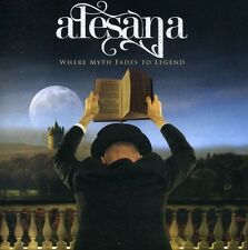 Alesana - Where Myth Fades to Legend [New CD]