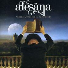 Alesana - Where Myth Fades to Legend [New CD]