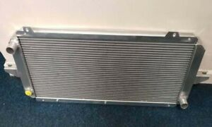 COSWORTH ALLOY RADIATOR RACE SPEC BY ALICOOL FITS SIERRA & ESCORT COSWORTH