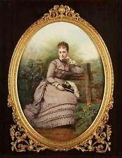 Par De Buena Calidad Victoriano Retratos Por J. Moller 1878. Bonhams 9 de marzo de 2004