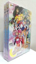 Sailor Moon Season 1 - 5 Collection DVD Sea 1 - 4 Eng Version , Sea 5 Japan Ver