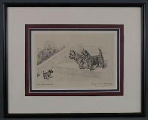 Marguerite Kirmse framed The Debutante