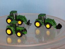 Wiking 095802, 095837, 095838, - Spur N -, John Deere Traktorenpaket, 3-teilig