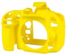 Easy Cover Nikon D600 Latitude D610 Camera Silicone Skin Case Yellow