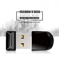 Fashion Super Mini U Disk Pen USB 2.0 Flash Drive 32GB 16GB 8GB 4GB Memory Stick