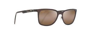 Maui Jim Naupaka polarized sunglasses. Chocolate - HCL Bronze.