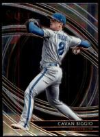 2020 Select Premier #136 Cavan Biggio - Toronto Blue Jays