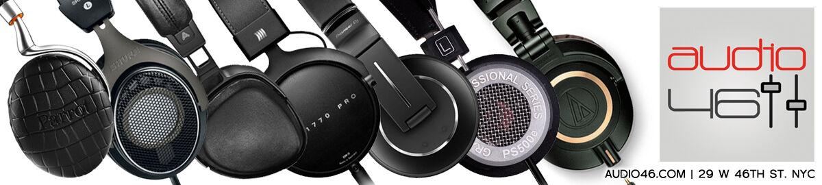 Audio46 Headphones