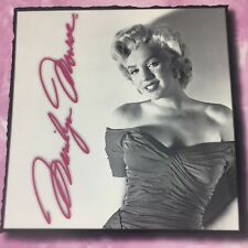 Marilyn Monroe 1998 Wall Calendar - Hallmark By Dean Walley - Collector's Item
