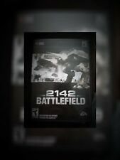 Battlefield 2142 Game (PC, 2006) with Key Code + Manual