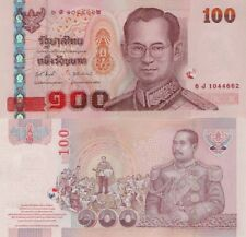 P114     Thailand   100 Bath   2005   U81   UNC
