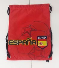España Cinch Bag Color Red Official Licensed Product NWOT