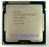 SR10H Intel Pentium G2020 3M 2.90 GHz 2-Cores 2-Threads Desktop CPU LGA 1155