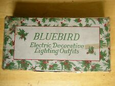 Bluebird  C6 Electric Decorative Lighting Outfits - Mid-1920's