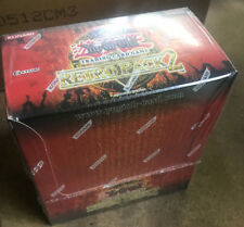 Yugioh Retro Pack 2 Full Sealed Box Factory Sealed 2008 - 8 mini boxes inside!