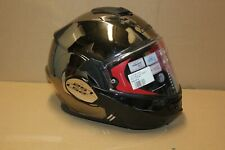 CASQUE Moto Modulable LS2 FF399 Valiant Single Mono Chrome - Taille M