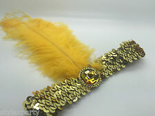 Fancy Dress 1920s Sequin Charleston HeadFlapper 1920s Gatsby Headdress Flapper
