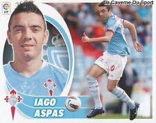 16 IAGO ASPAS ESPANA RC.CELTA STICKER CROMO LIGA 2013 PANINI